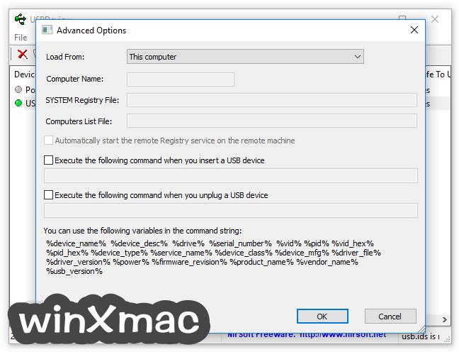USBDeview (32-bit) Screenshot 2