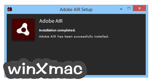 Adobe AIR Screenshot 2