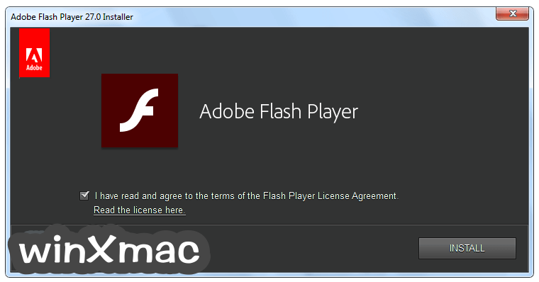 Flash Player (Firefox) Screenshot 1