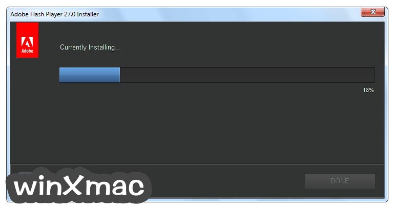 Flash Player (IE) Screenshot 2