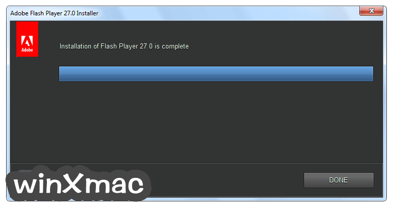 Flash Player (IE) Screenshot 3