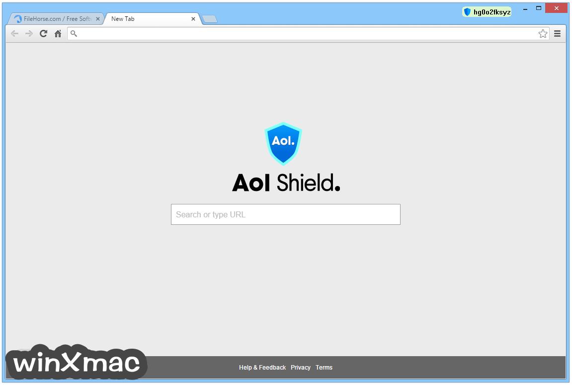 AOL Shield Browser Screenshot 3