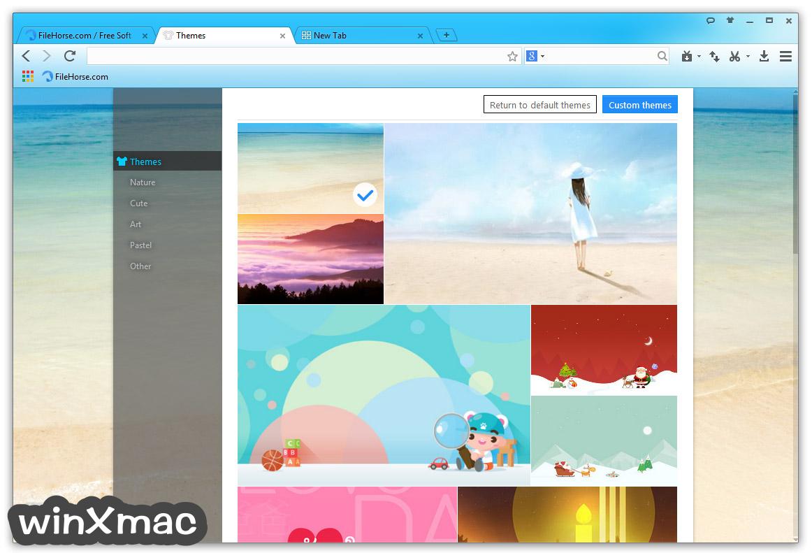 Baidu Browser Screenshot 2