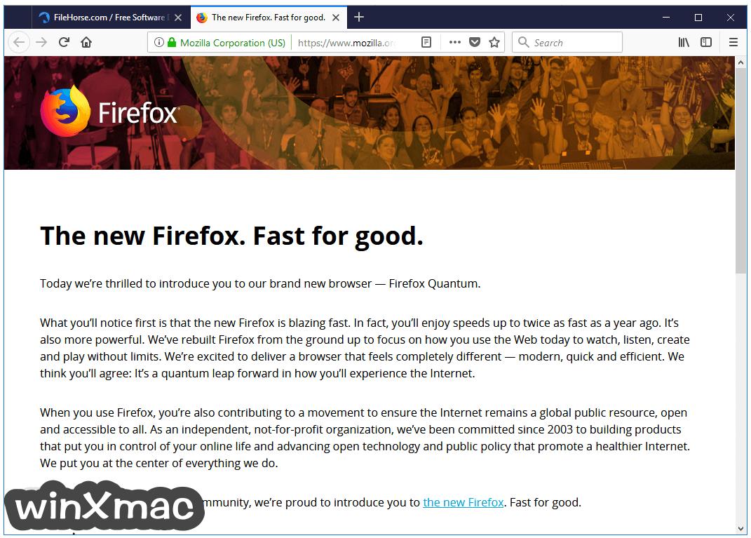 Firefox (32-bit) Screenshot 1