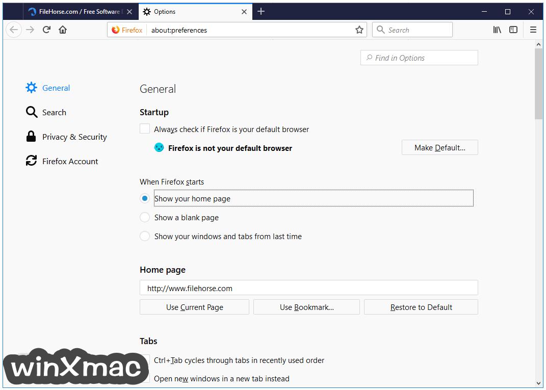 Firefox (32-bit) Screenshot 5
