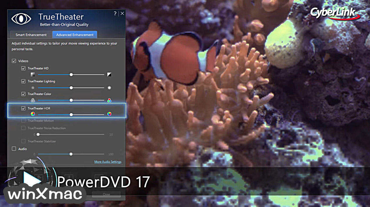 PowerDVD Screenshot 2