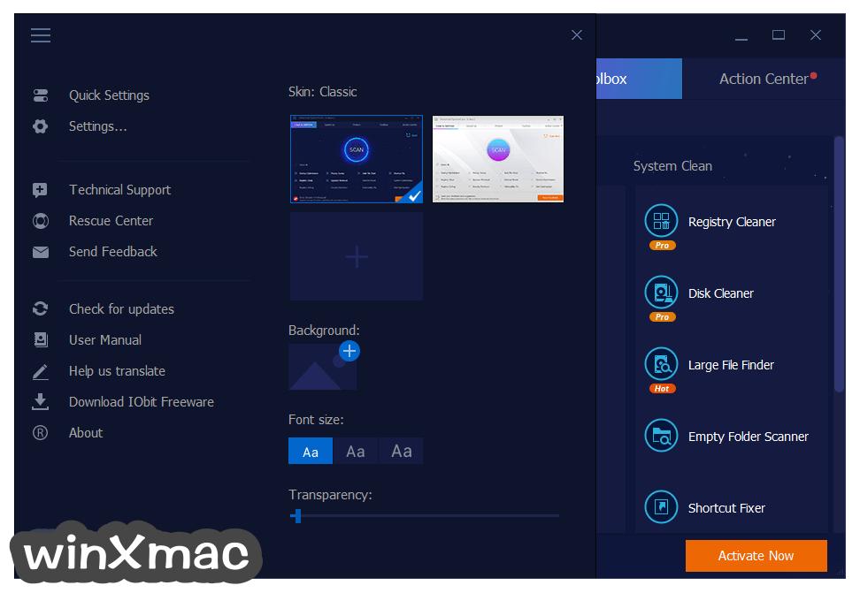 Advanced SystemCare Free Screenshot 4