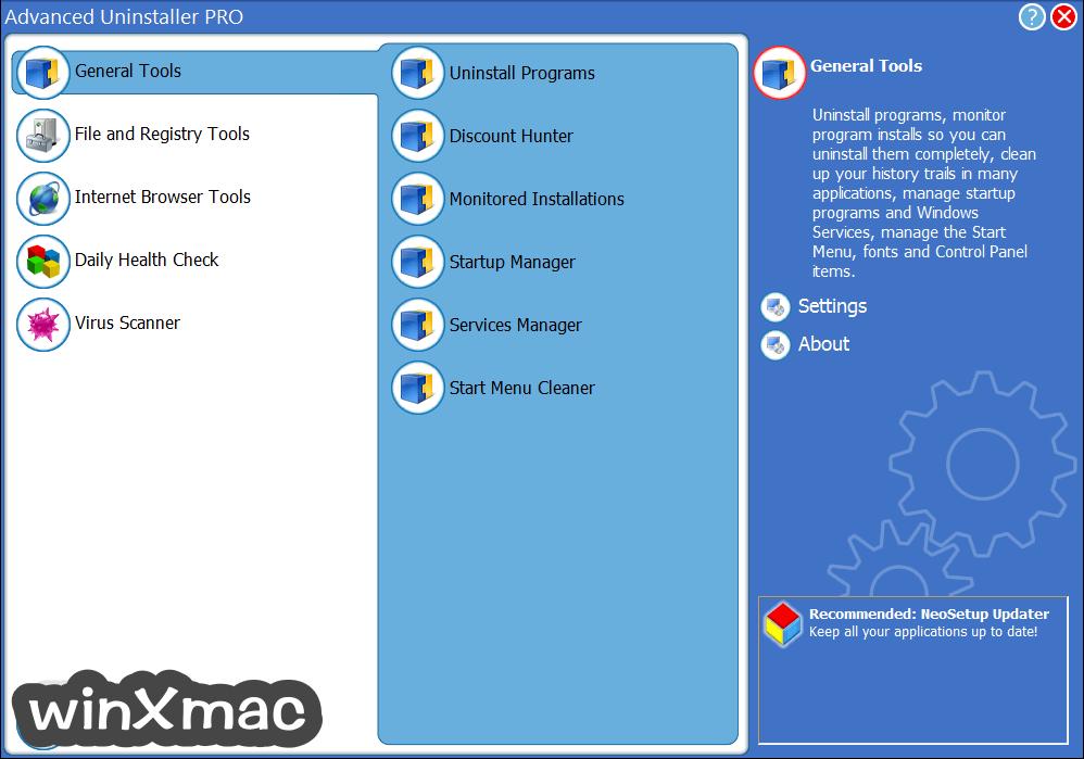 Advanced Uninstaller PRO Screenshot 1