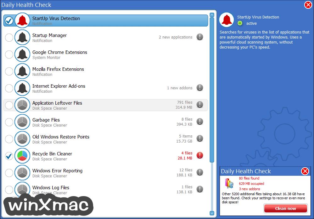 Advanced Uninstaller PRO Screenshot 3