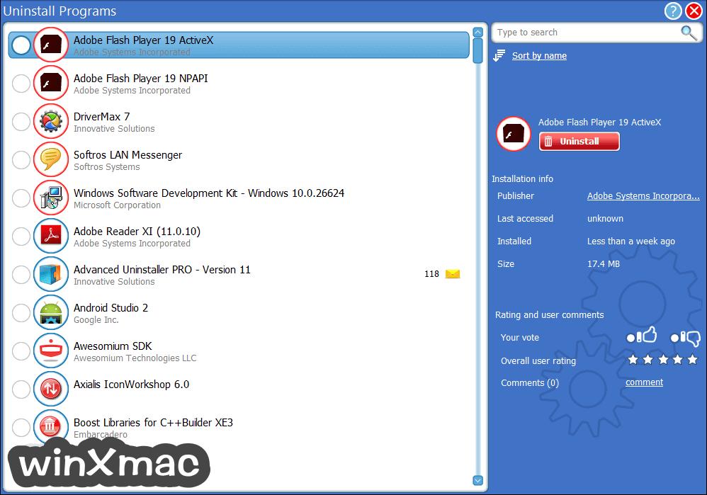 Advanced Uninstaller PRO Screenshot 4