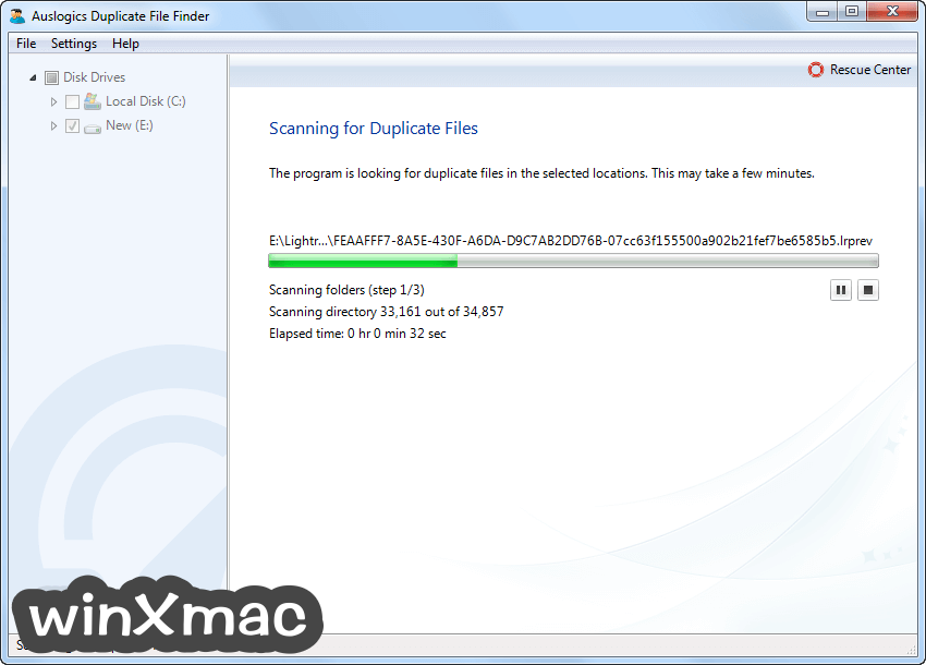 Auslogics Duplicate File Finder Screenshot 3