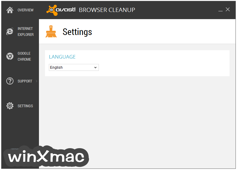 Avast Browser Cleanup Screenshot 3