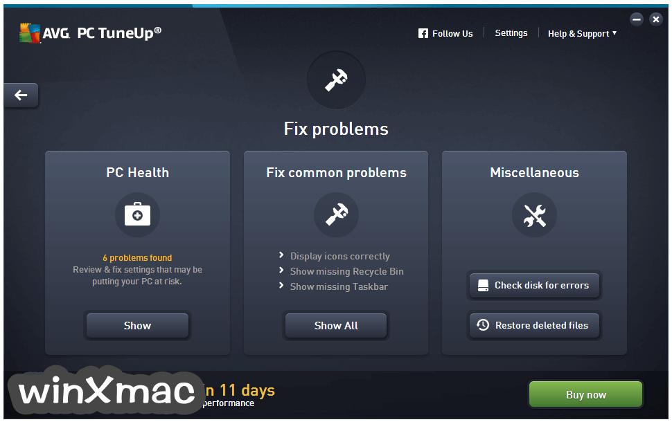 AVG PC TuneUp (32-bit) Screenshot 3