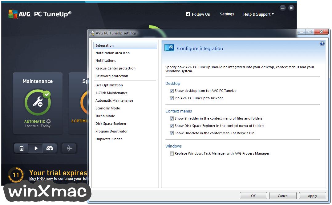 AVG PC TuneUp (32-bit) Screenshot 5
