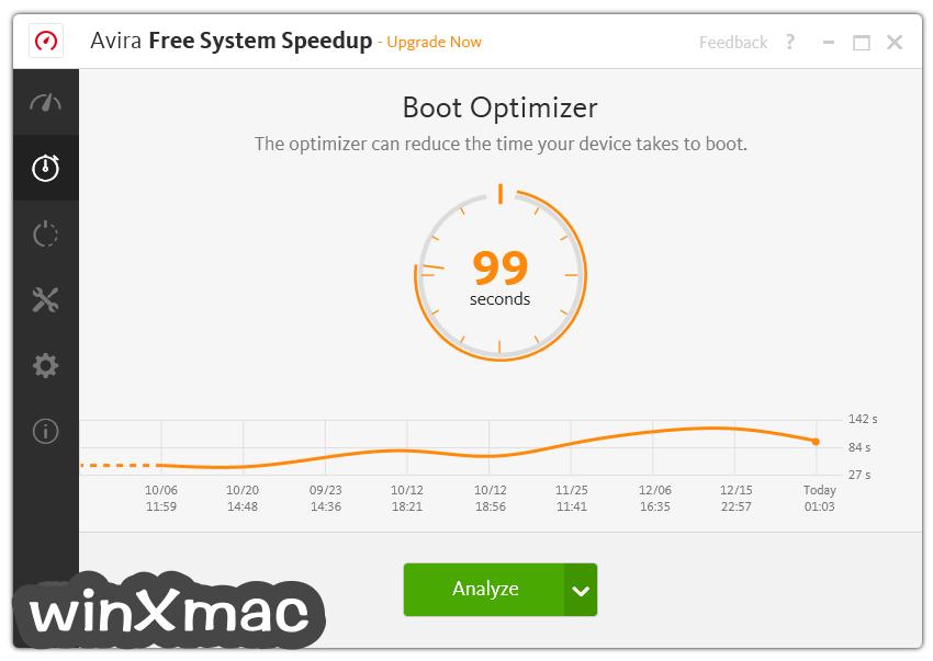 Avira System Speedup Screenshot 4