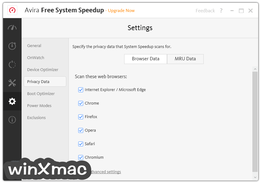 Avira System Speedup Screenshot 5