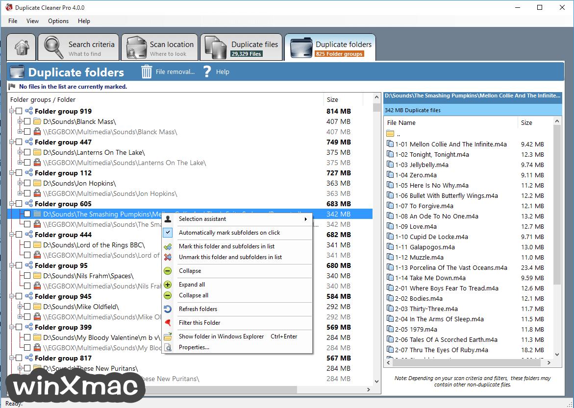 Duplicate Cleaner Screenshot 5