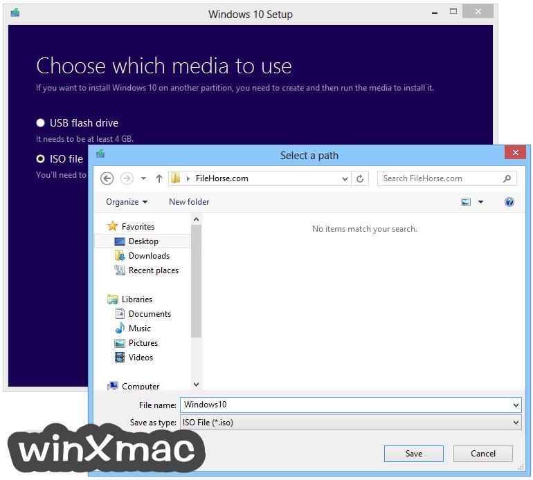 Media Creation Tool Screenshot 4