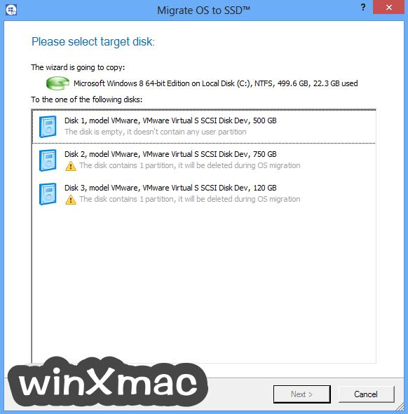Paragon Hard Disk Manager (64-bit) Screenshot 5