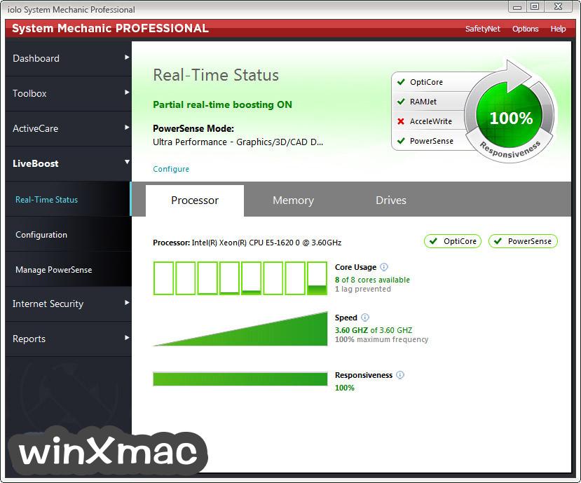System Mechanic Professional Screenshot 3