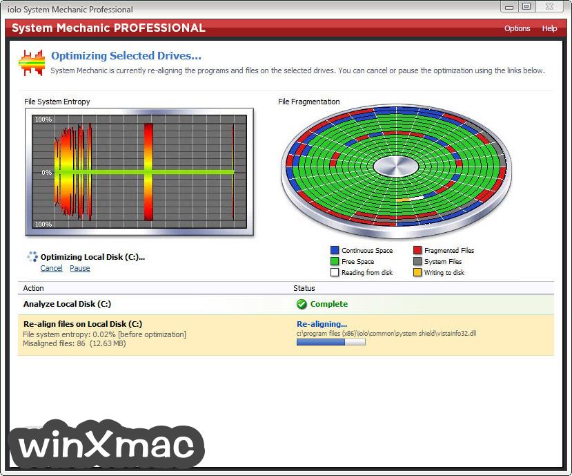 System Mechanic Professional Screenshot 4