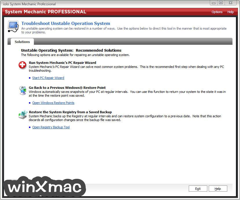System Mechanic Professional Screenshot 5