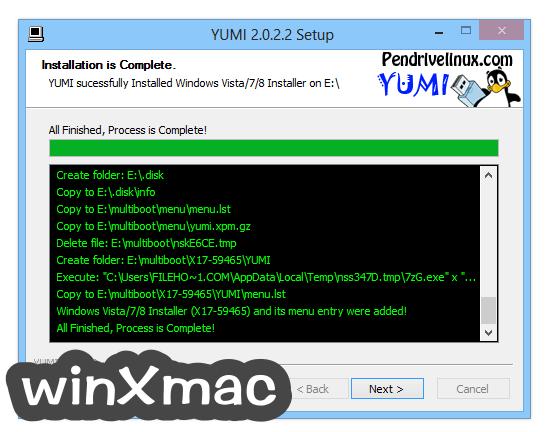 YUMI Screenshot 5