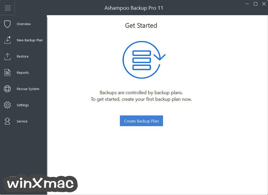 Ashampoo Backup Pro Screenshot 1