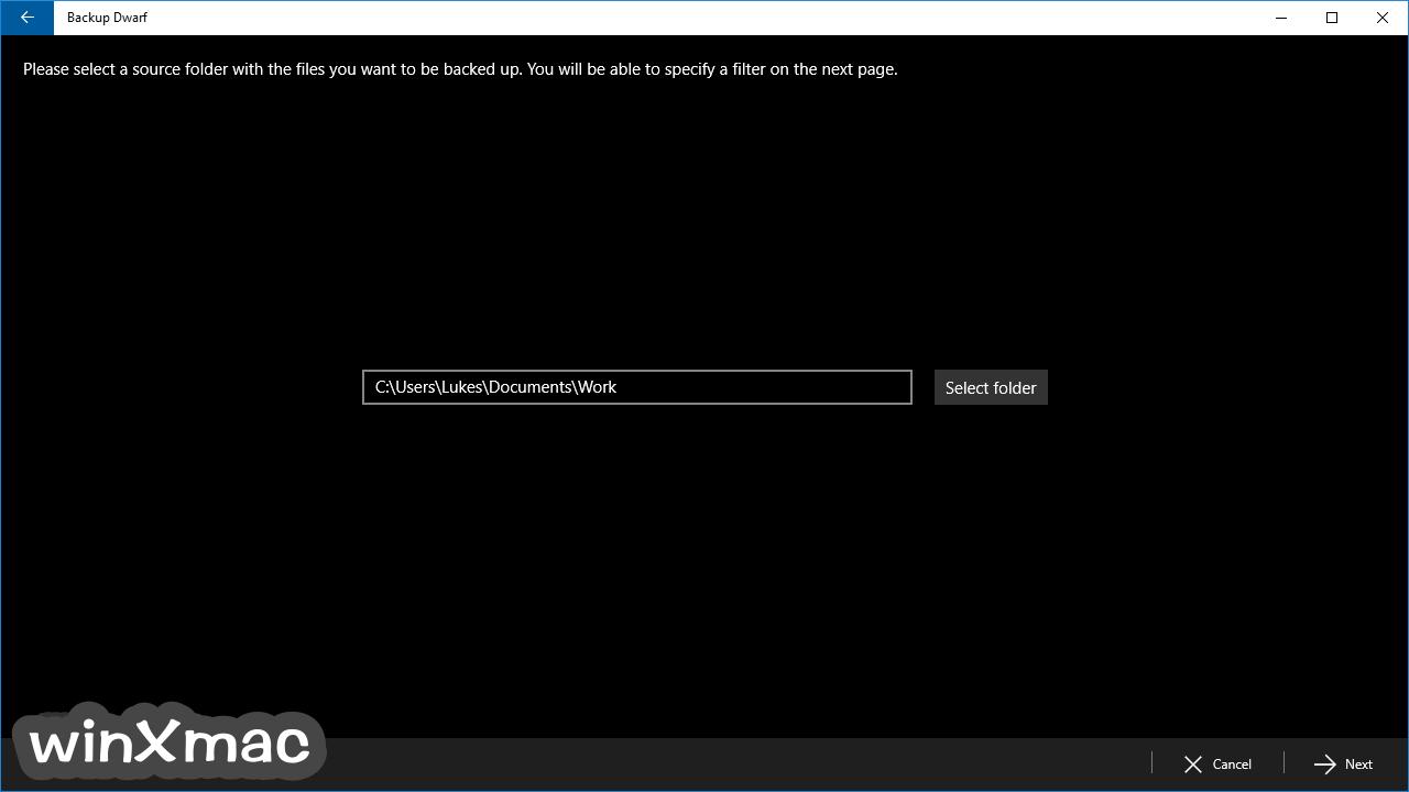 Backup Dwarf Screenshot 2