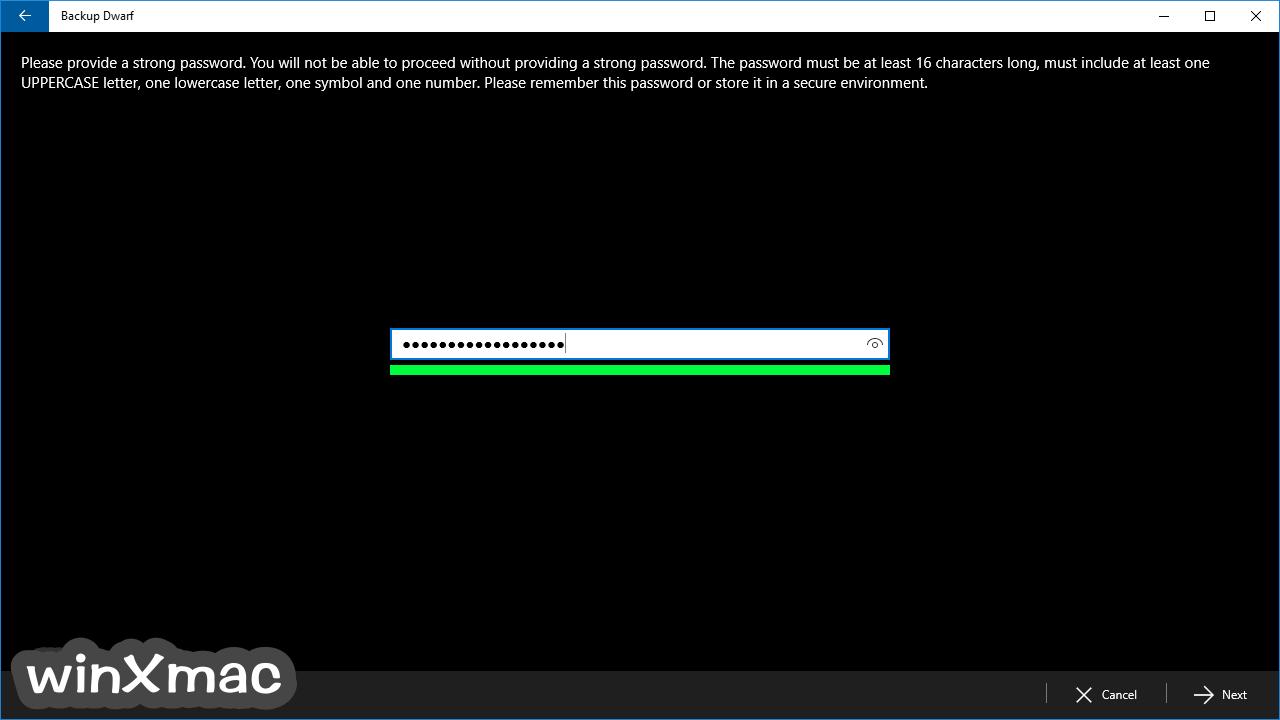 Backup Dwarf Screenshot 5