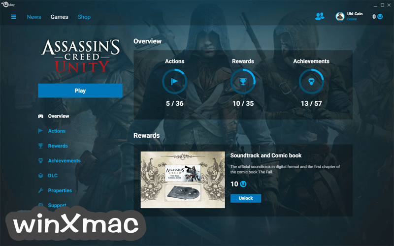 Uplay Screenshot 1