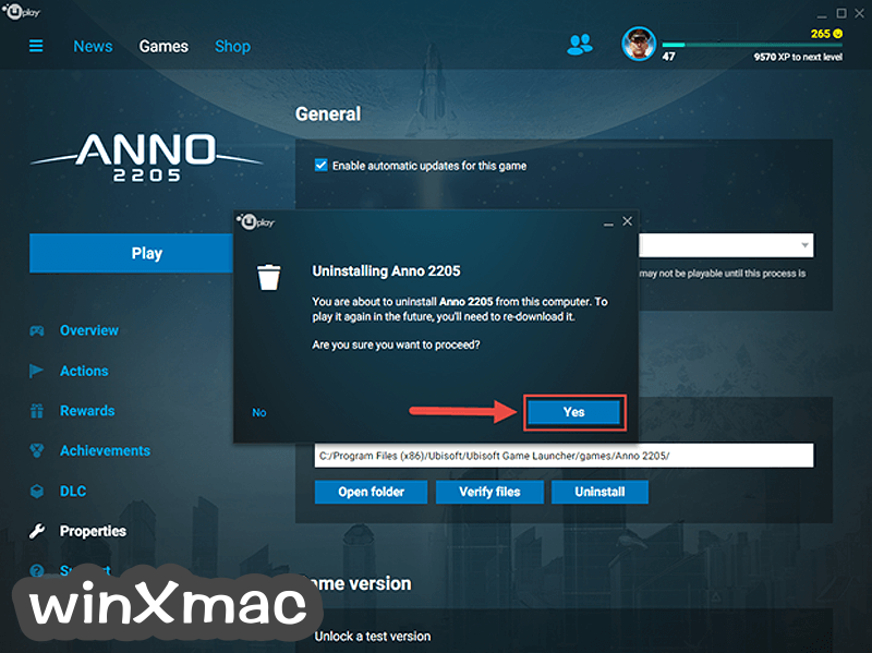 Uplay Screenshot 2