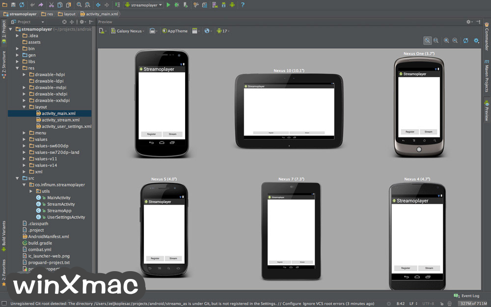 Android Studio Screenshot 3