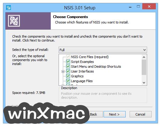 NSIS Screenshot 1