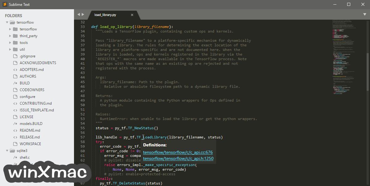 Sublime Text (32-bit) Screenshot 3
