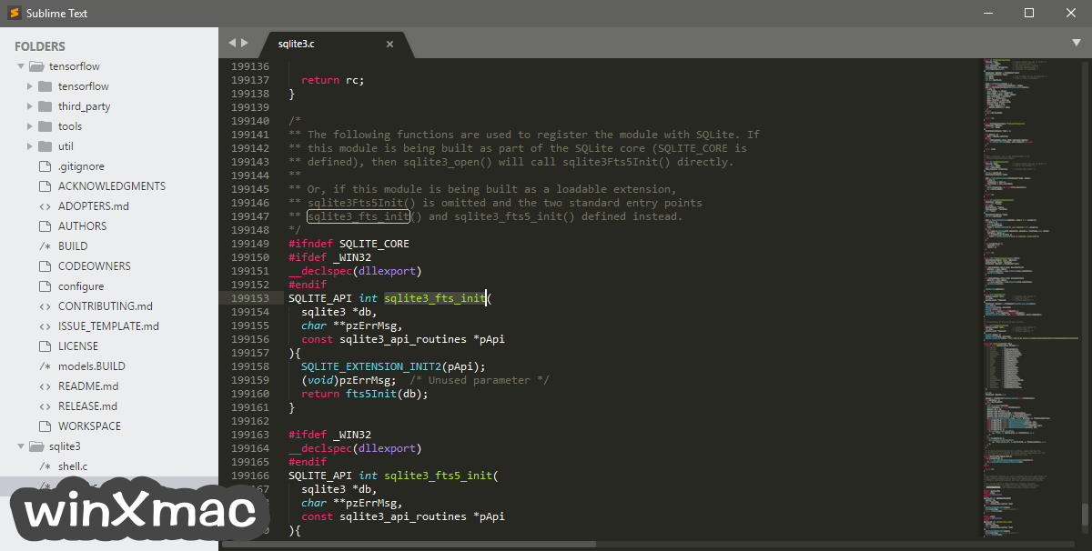 Sublime Text (32-bit) Screenshot 4