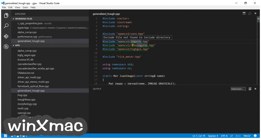 Visual Studio Code Screenshot 5
