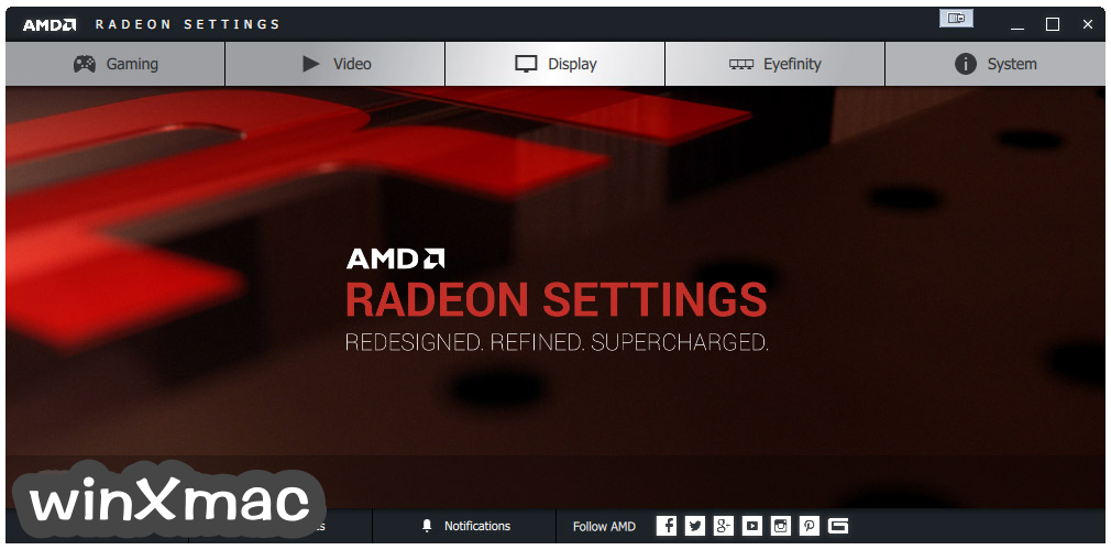 AMD Catalyst Drivers (Vista 64-bit) Screenshot 1
