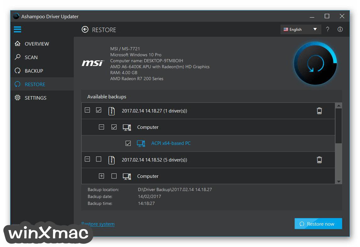 Ashampoo Driver Updater Screenshot 4