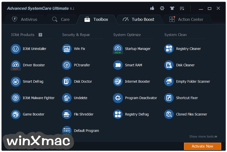 Advanced SystemCare Ultimate Screenshot 4