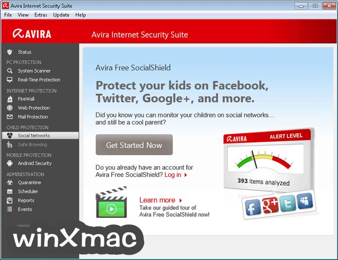 Avira Internet Security Suite Screenshot 5