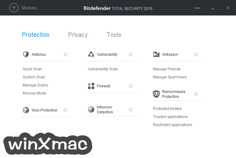 Bitdefender Total Security (32-bit) Screenshot 3