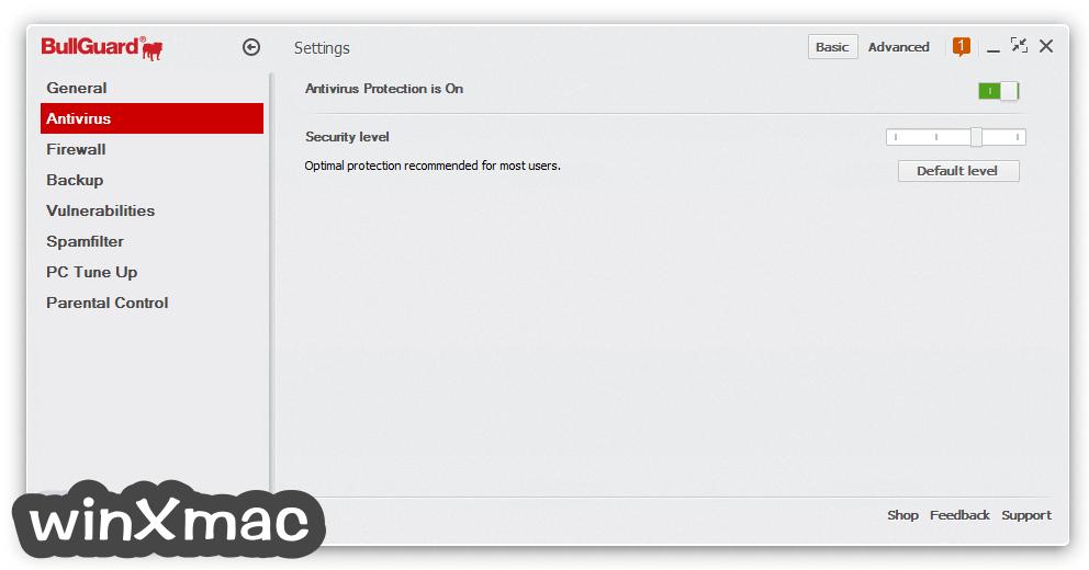 BullGuard Premium Protection Screenshot 5