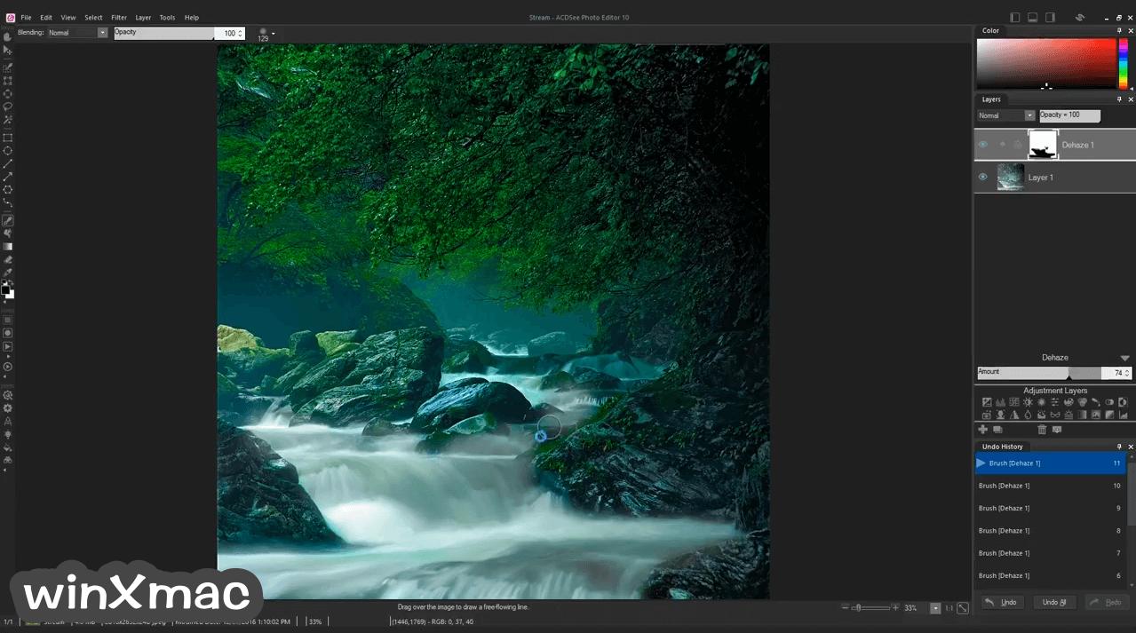 ACDSee Photo Editor Screenshot 5