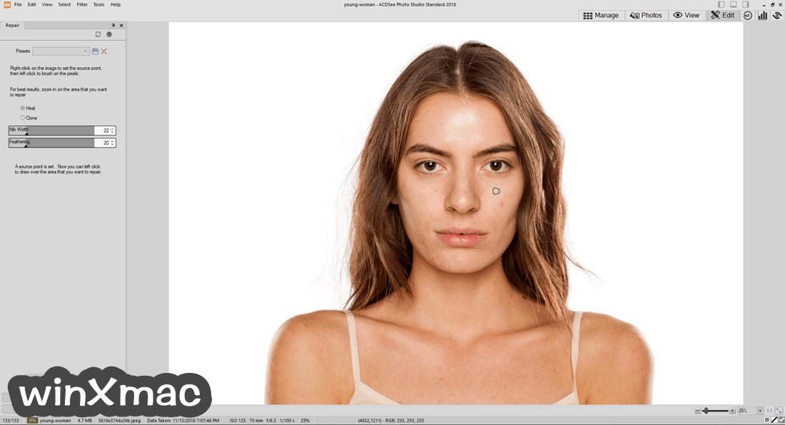 ACDSee Photo Studio Standard (32-bit) Screenshot 2