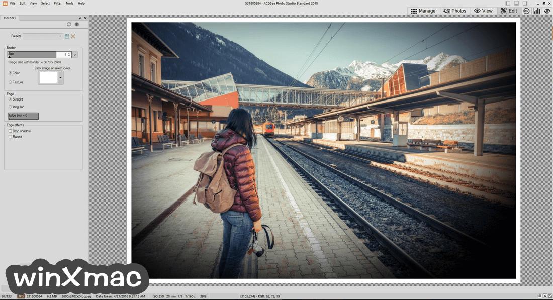 ACDSee Photo Studio Standard (32-bit) Screenshot 3