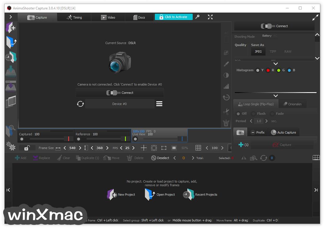 AnimaShooter Capture Screenshot 1