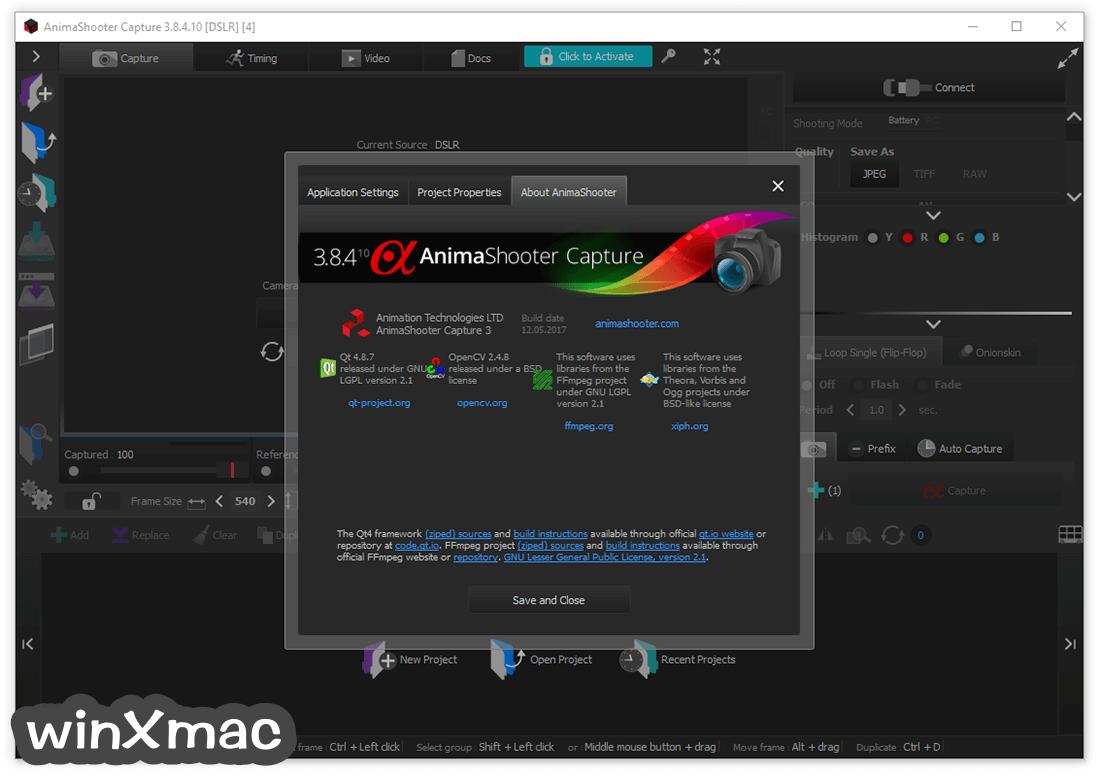 AnimaShooter Capture Screenshot 4