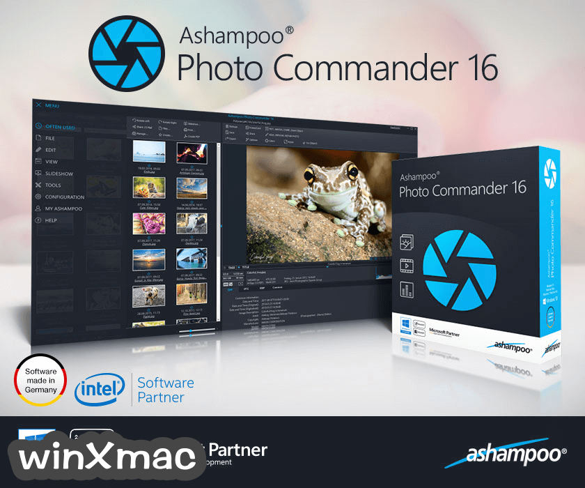 Ashampoo Photo Commander Screenshot 1