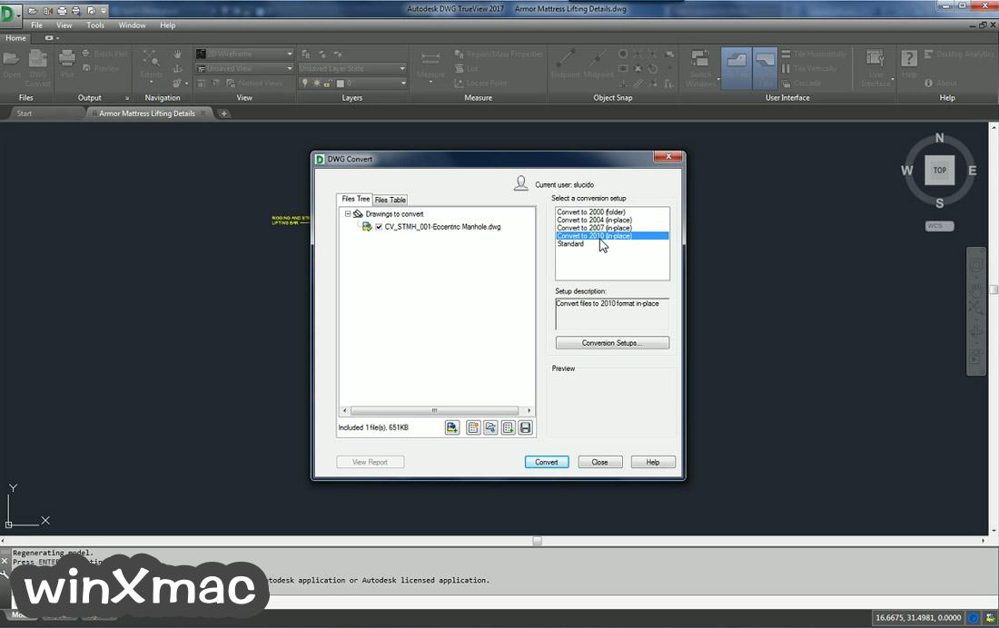Autodesk DWG Trueview (64-bit) Screenshot 2